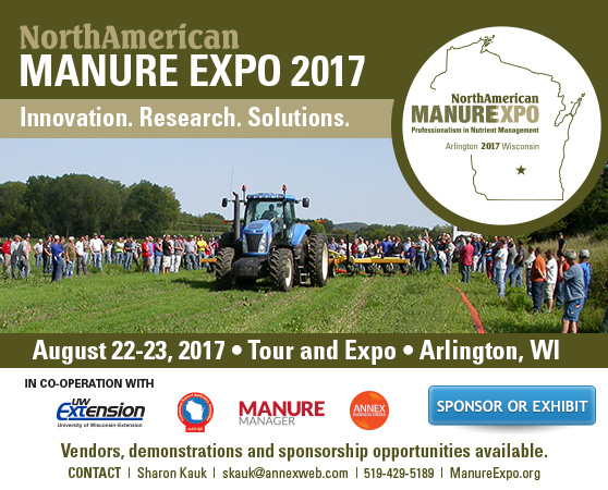 Spread the word – Manure Expo is coming