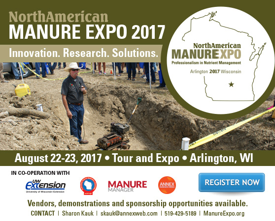 Manure Expo: Putting knowledge to work
