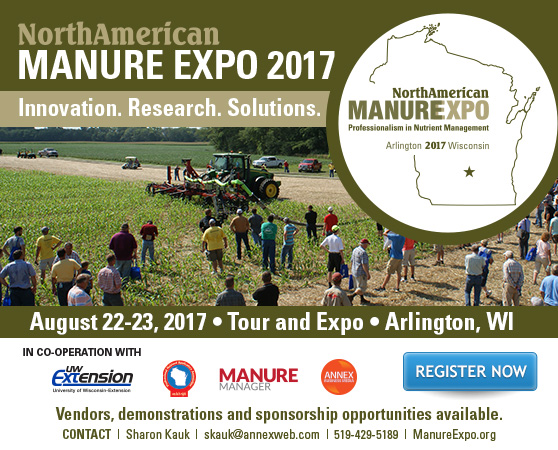 Manure Expo: The best place to be