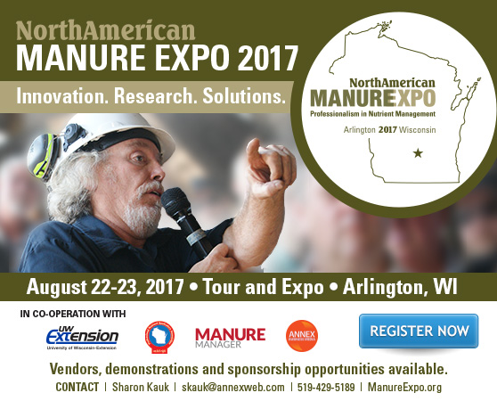 Manure Expo – Innovation. Research. Solutions.