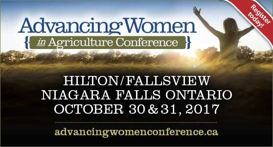 Network and learn at the largest gathering of women in agriculture