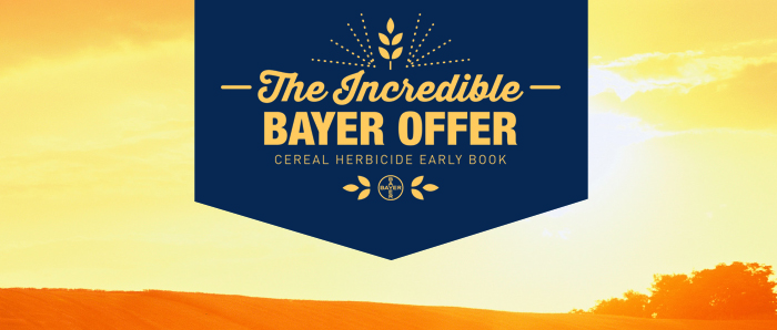 Incredible Bayer Offer