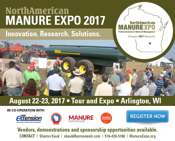 Manure Expo: All your manure management needs in one place