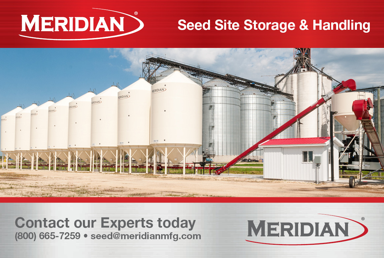 Integrated Seed Site Storage & Handling