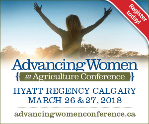 Advancing Women in AG Conference - BB1